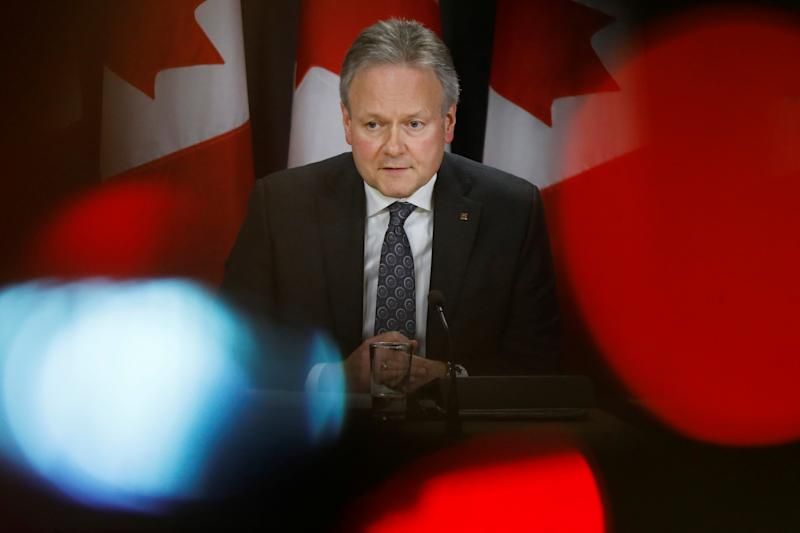 Bank of Canada Cuts Rates to 0.25%, Plans Asset Purchases