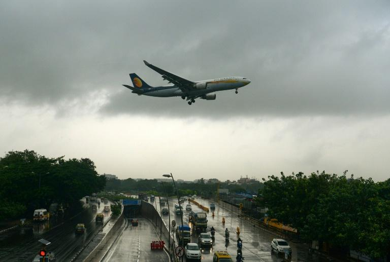 The Jet Airways flight to Jaipur had to turn back as the alarming symptoms became apparent, the airline said