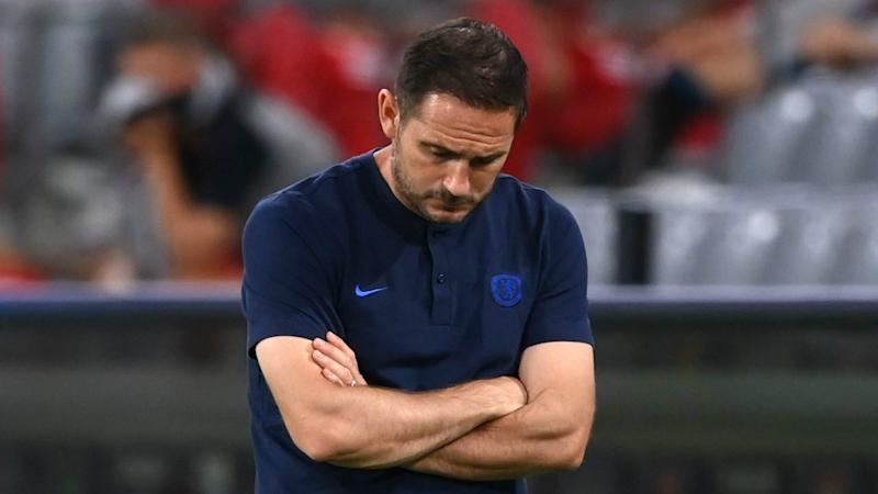 Lampard vows Chelsea will come back stronger after heavy Bayern loss