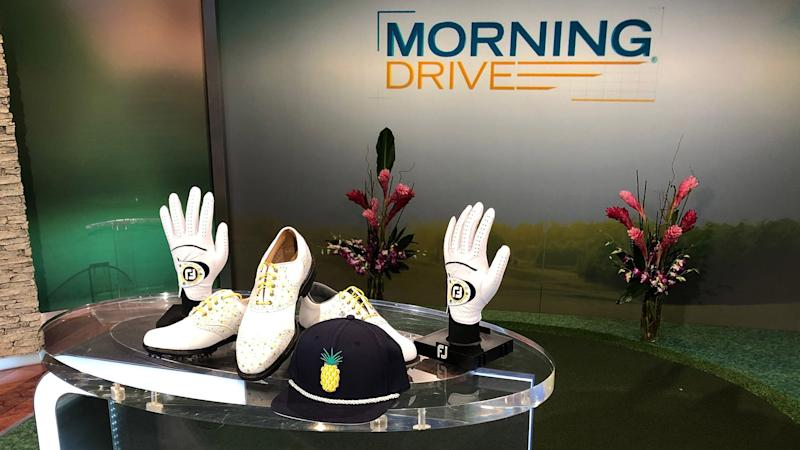 Create your style with MyJoys, FootJoy's latest shoe offering