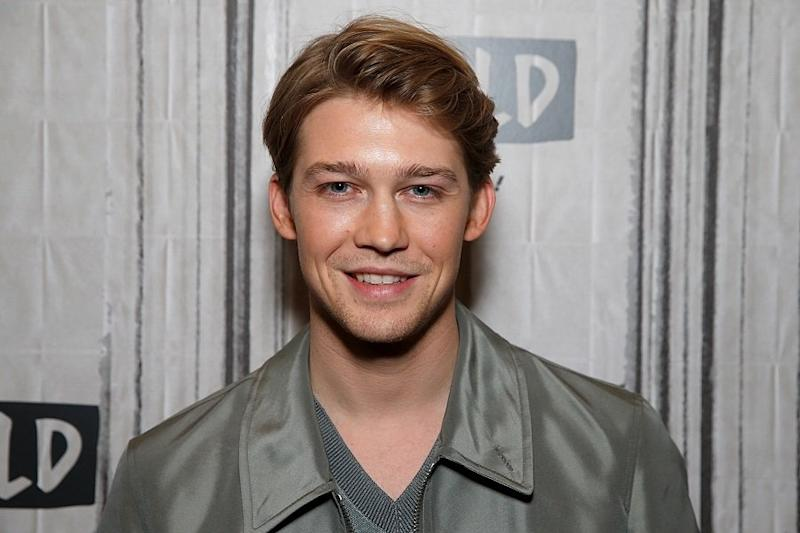 Joe Alwyn says it's 'flattering' when Taylor Swift writes songs about him