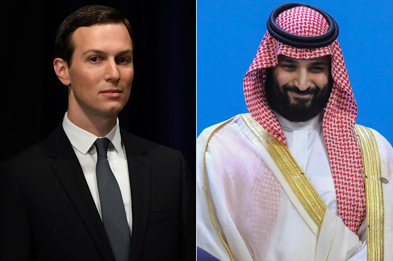 Jared Kushner has long advocated for Saudi Arabia's Crown Prince Mohammed bin Salman and he helped advise the prince on how to manage the fallout from the murder of journalist Jamal Khashoggi.