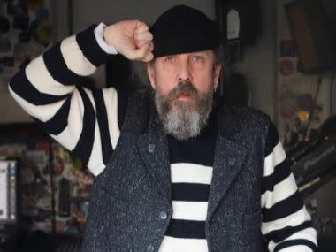 British DJ and producer Andrew Weatherall dies at 56 after battling pulmonary embolism