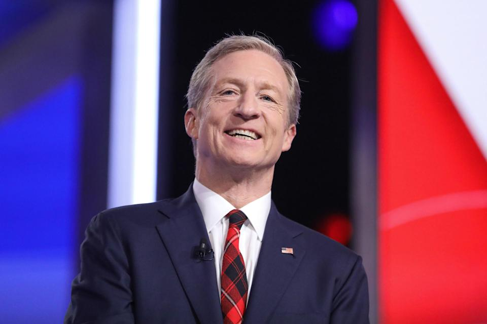 Boycott tom steyer investments and companies ali parker future investments