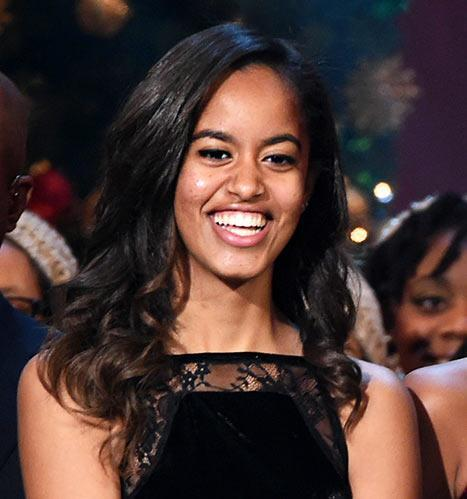 Malia Obama Interning on Girls Set This Summer, Working With Lena Dunham