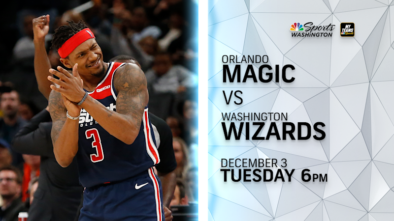 Wizards vs Magic: Time, TV Channel, Live stream, how to watch