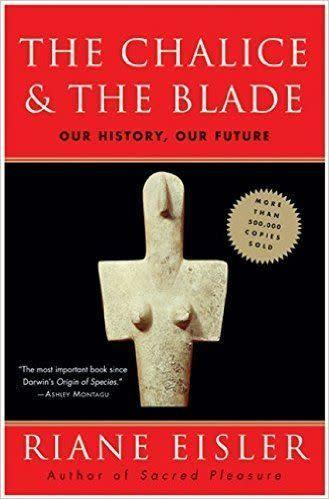 Riane Eisler's <i><span>The Chalice &amp;amp; The Blade</span></i>&amp;nbsp;isn't specifically about paganism. But it&amp;nbsp;traces the historical and anthropological evidence for an ancient goddess-centered society to which&amp;nbsp;some&amp;nbsp;modern neo-pagan traditions draw a connection.