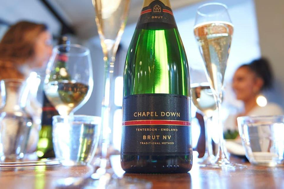 <p>Chapel Down is England's biggest sparkling winemaker</p> (Chapel Down)