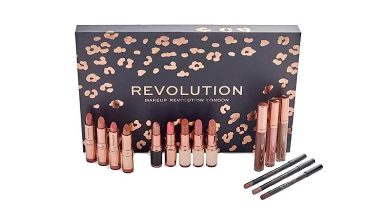 Revolution Nude Lip Vault
