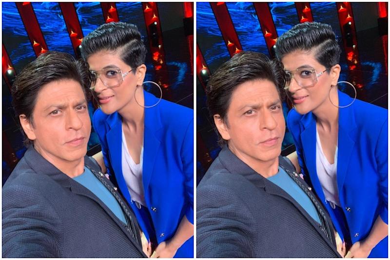 Tahira Kashyap Made Me Realise It Is Okay to Share Problems, Says Shah Rukh Khan