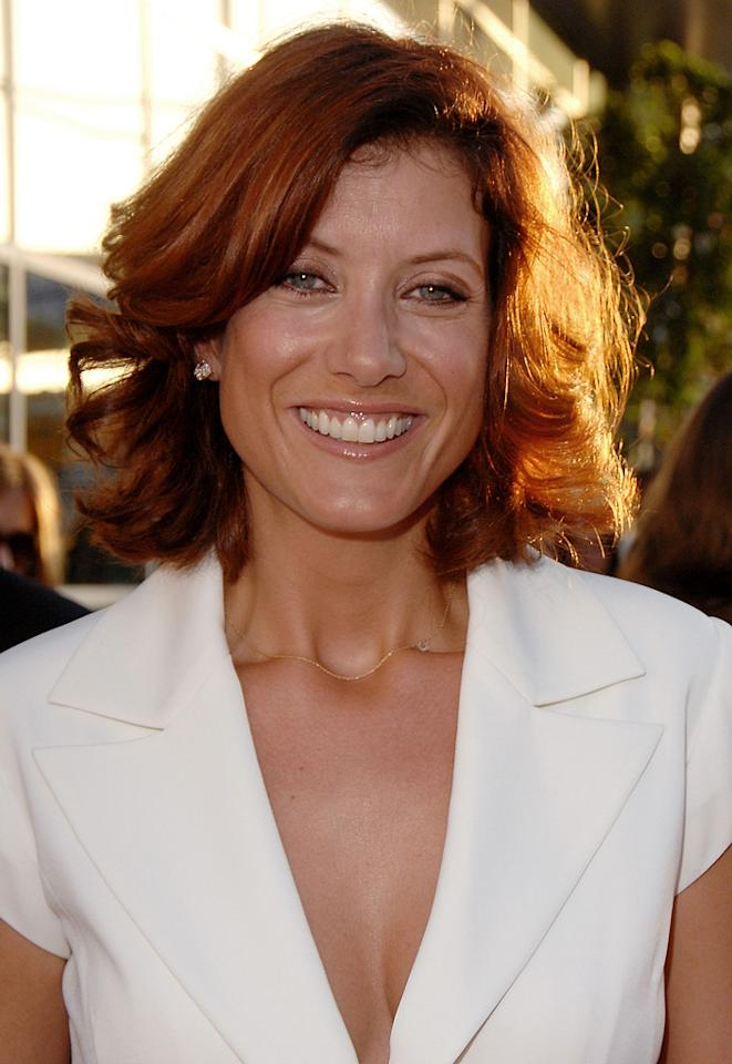 """<a href=""""http://movies.yahoo.com/movie/contributor/1800022265"""">Kate Walsh</a> at the Los Angeles premiere of <a href=""""http://movies.yahoo.com/movie/1810021980/info"""">The Ugly Truth</a> - 07/16/2009"""