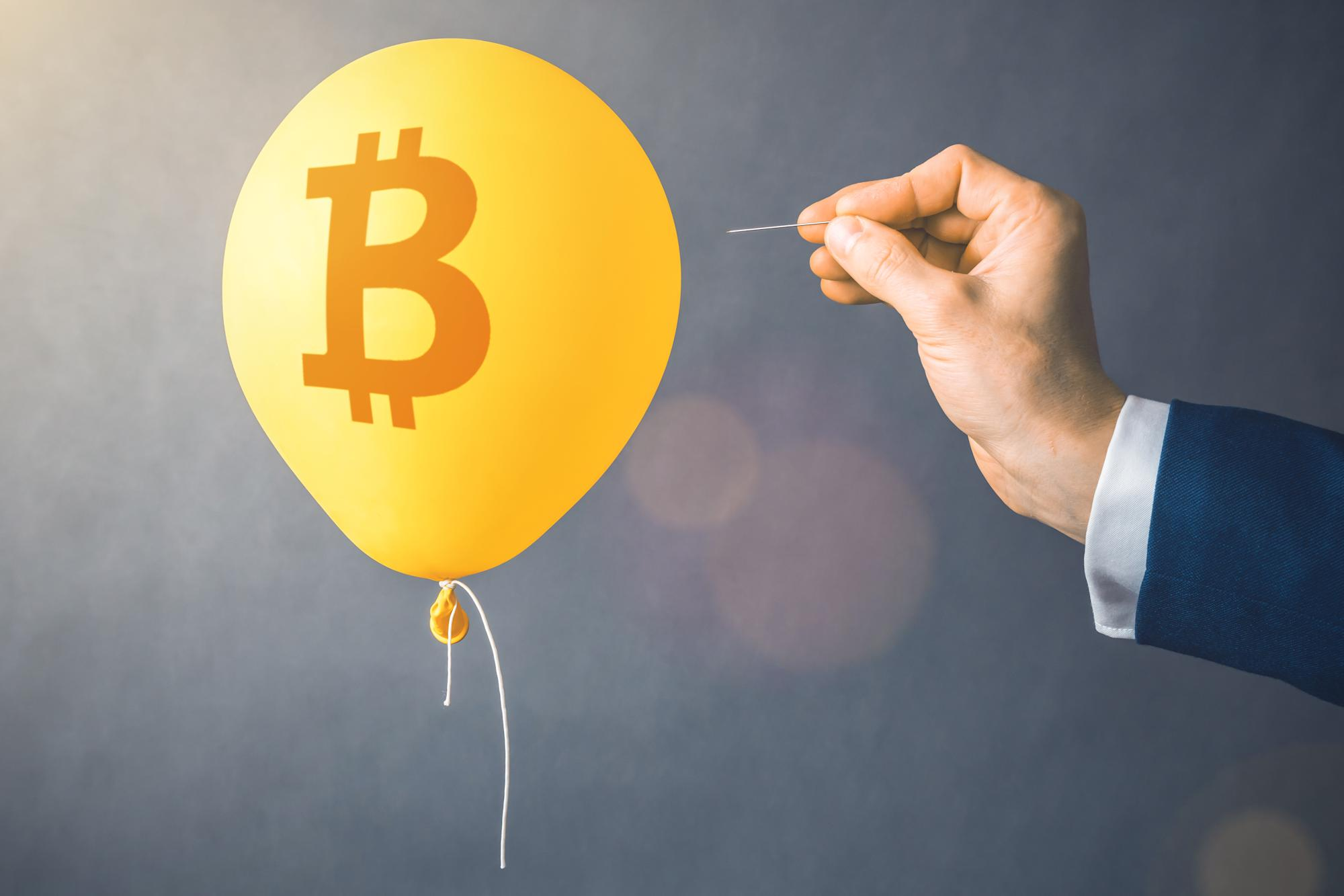 'It will be brutal': Millionaire's major warning to bitcoin investors