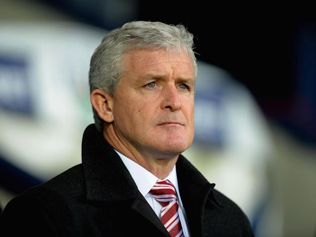 Southampton appoint Mark Hughes as new manager with task of steering club to Premier League safety