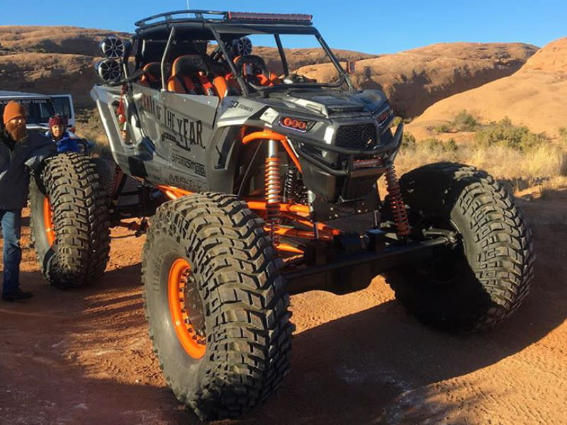 Polaris Side By Side >> The Diesel Brothers Are Having Way Too Much Fun with Their Lifted Polaris RZR