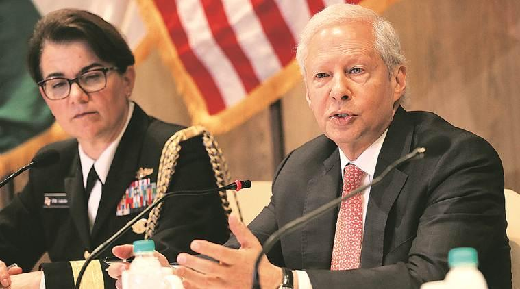 india US relations, india US trade relations, Kenneth I Juster, DefExpo 2020,DefExpo 2020 uttar pradesh, indian express