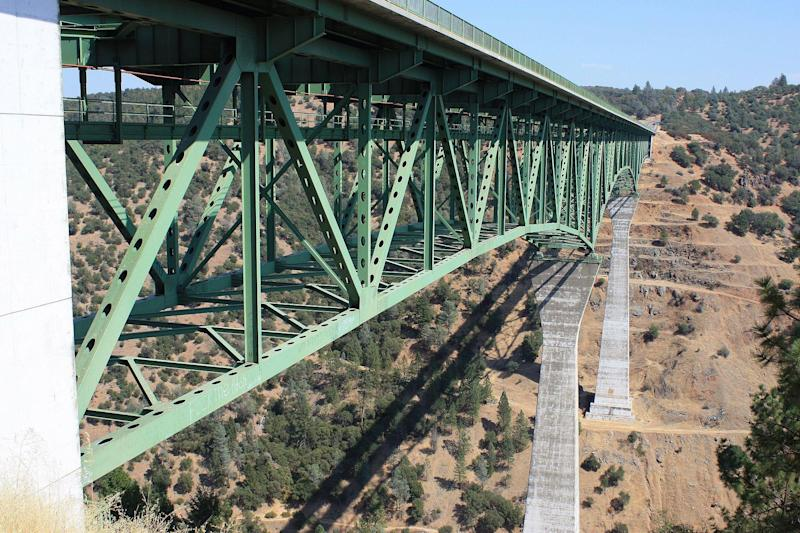 Foresthill Bridge, California: Nick Ares