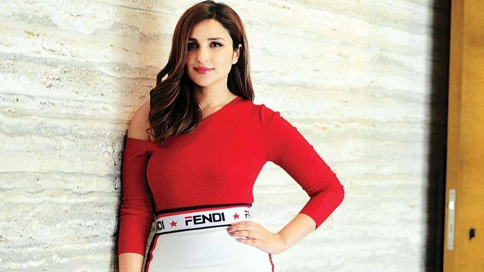 Parineeti Chopra to play undercover agent in her upcoming project