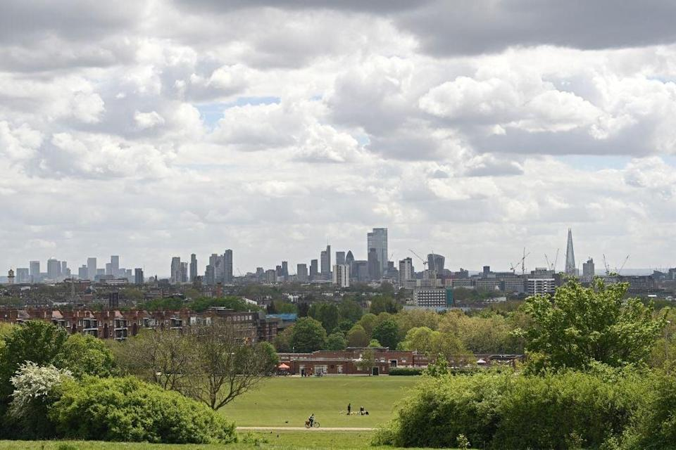 A number of London firms are looking at their ESG credentials  (AFP via Getty Images)