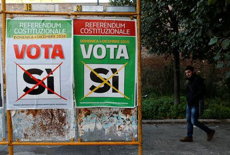 Much more than constitutional reform at stake in Italian ...