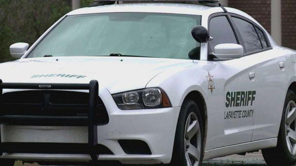 PHOTO: A Lafayette County sherrif's car is shown in this screen grab from a video. (WREG)