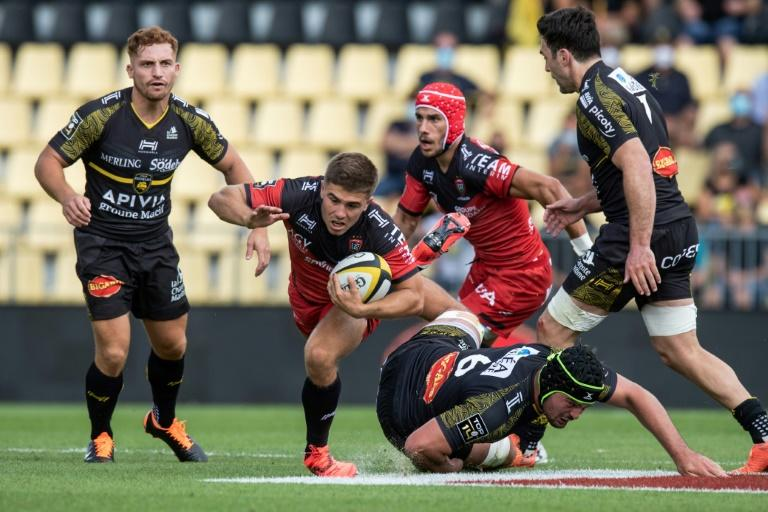 West shines as Vito celebrates La Rochelle century with Toulon win