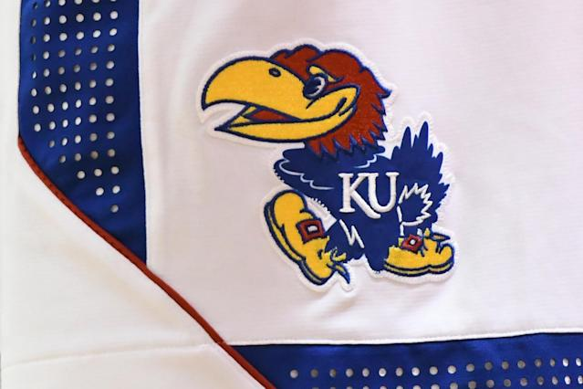 "At least six female Jayhawks athletes have accused a massage therapist at the school of ""inappropriate conduct,"" university officials said on Tuesday. (Mitchell Layton/Getty Images)"