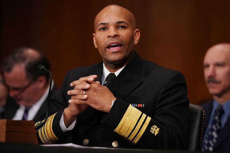 Surgeon general on COVID-19's disproportionate impact on black America