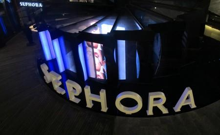Sephora store is seen at a commercial center in Mexico City