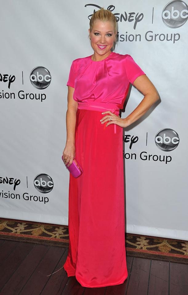 """<a href=""""/jennifer-aspen/contributor/50619"""">Jennifer Aspen</a> (""""<a href=""""/gcb/show/47455"""">GCB</a>"""") attends the 2012 ABC Winter TCA All-Star Party at the Langham Huntington Hotel on January 10, 2012 in Pasadena, California."""