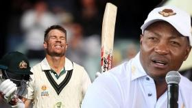 Brian Lara wanted David Warner to break his record, said he was disappointed with Tim Paine's declaration