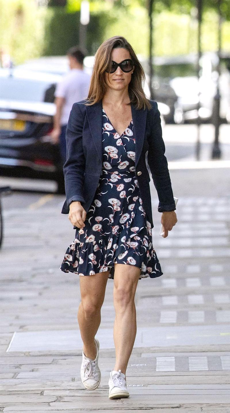 cedd152074cc 5 Shoe Brands Pippa Middleton Can t Stop Wearing—and Where to Shop Them