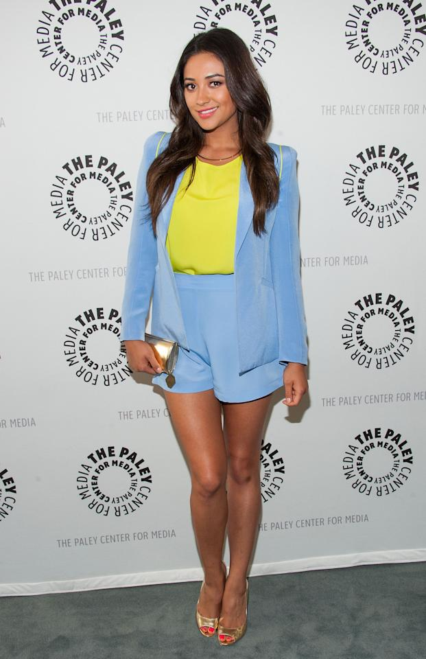 "The Paley Center For Media Presents An Evening With ""Pretty Little Liars"" - Arrivals"