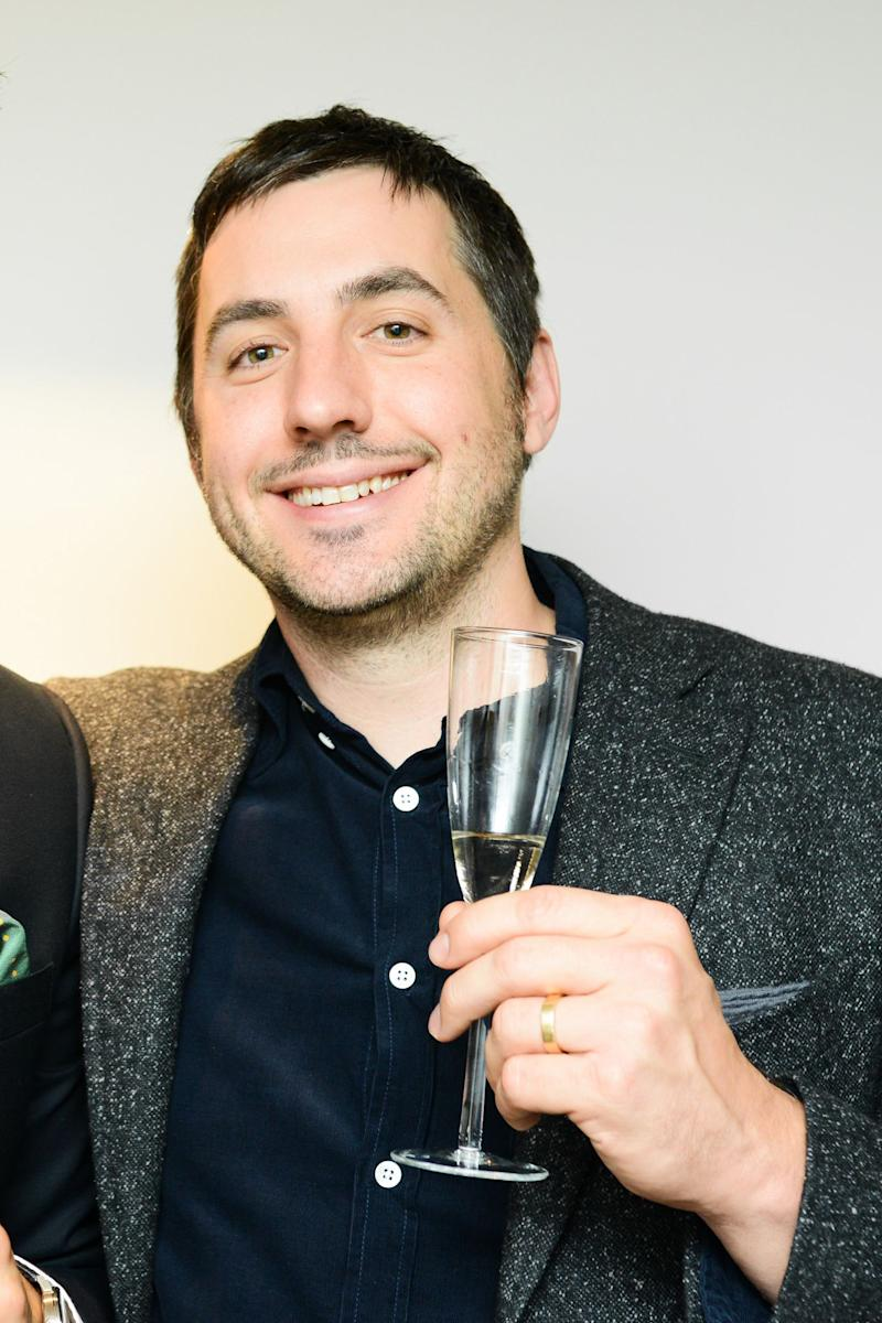 Kevin Rose at the A. Lange & Sohne Boutique Opening, New York, September 25, 2014 | Carly Erickson—BFA/REX/Shutterstock