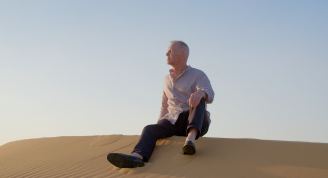 Gary Rhodes was filming a show in Dubai at the time of his death. (ITV)