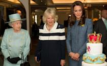 """<p>Maybe it's that she's been thoroughly immersed in #RoyalLiving for a lot longer than Meghan has, but the Duchess of Cornwall <a href=""""https://www.aol.com/article/lifestyle/2017/06/28/prince-charles-camilla-particular-diet/23006820/"""" data-ylk=""""slk:reportedly"""" class=""""link rapid-noclick-resp"""">reportedly</a> loves spicy and garlic-laden foods, eating them whenever she can.</p>"""