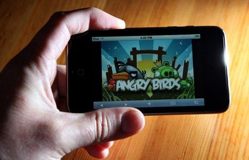 """Angry Birds"" reached more than one billion downloads in May"
