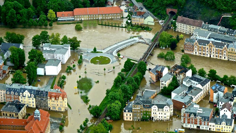 Flooding caused at least 184 deaths in Germany this summer.