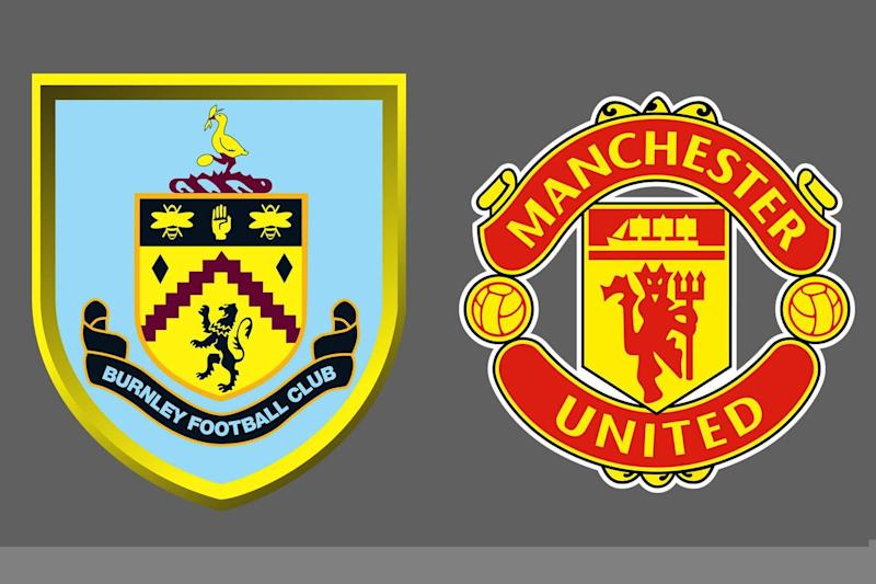 Burnley-Manchester United
