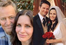 'Friends' reunion with the Bings: Courteney Cox, Matthew Perry's selfie brings back 90s nostalgia