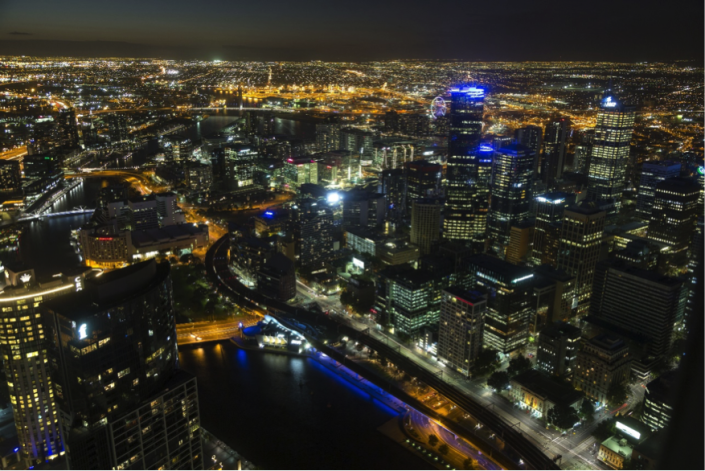 <p>Melbourne retained the top spot for the seventh year in a row, scoring an impressive 97.5/100 in liveability points. (Rex features) </p>