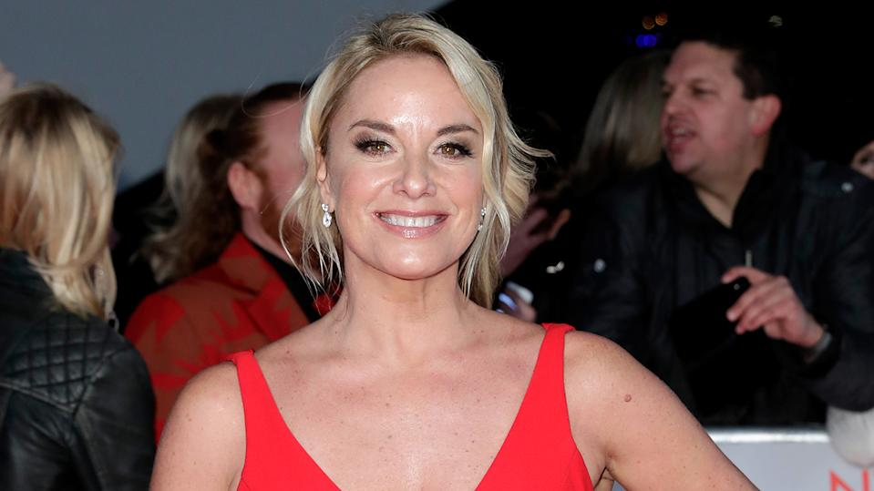 Tamzin Outhwaite said that lockdown has been hell for her as she likes to be busy