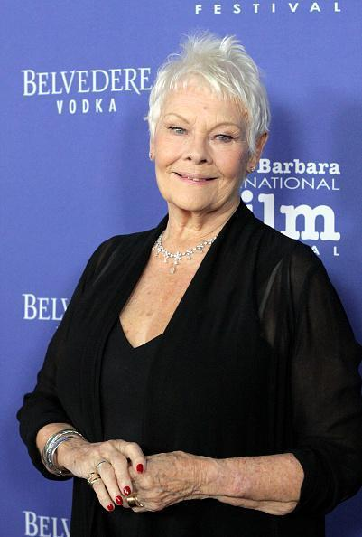 Dame Judi Dench loves trees ((Photo by Rebecca Sapp/Getty Images for SBIFF))