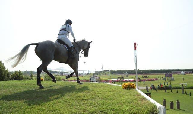Oliver Townend will lead Great Britain's hopes in equestrian