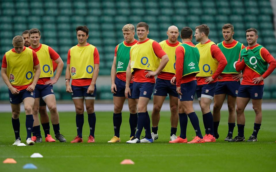 England v Barbarians: What time is kick-off, what TV channel is it on and what is our prediction? - REUTERS