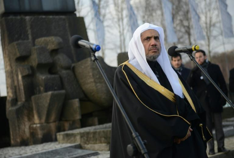 Mohammad al-Issa, secretary general of the Muslim World League, visited the Nazi death camp Auschwitz in January