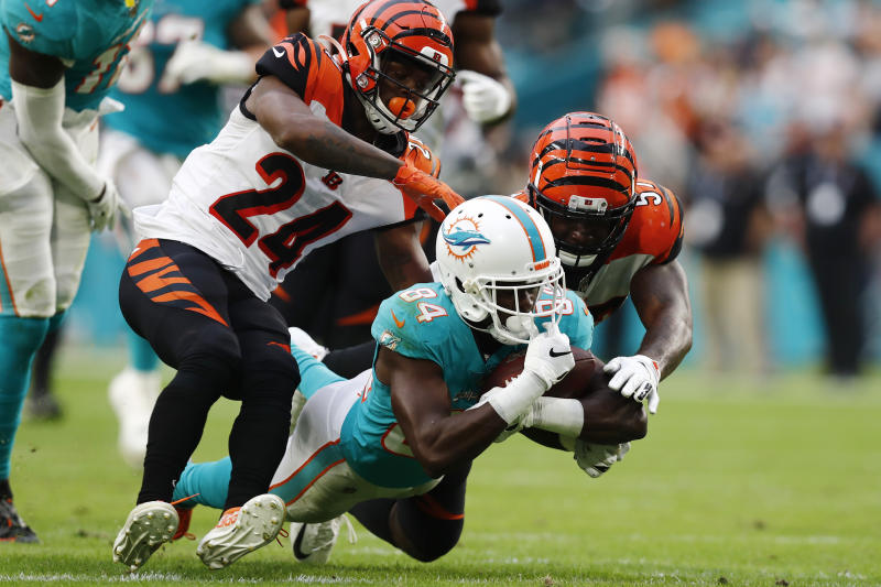 BENGALS DOLPHINS FORD