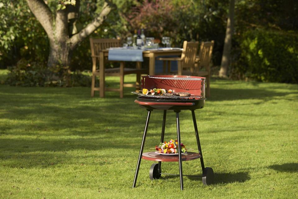 <p>There's nothing worse than heading outside to enjoy a meal on your patio, only to immediately retreat from the swarm of mosquitoes that has suddenly appeared out of nowhere. While the grill is still hot, try putting some bunches of rosemary or sage on it. The aromatic smoke is sure to stop mosquitoes in their tracks.</p>