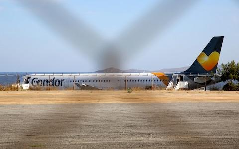 Thomas Cook - Credit:  STEFANOS RAPANIS/ REUTERS