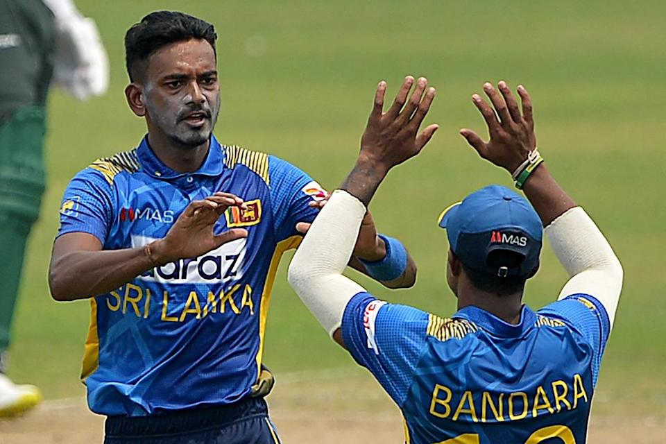 Dushmantha Chameera profile and biography, stats, records, averages, photos and videos