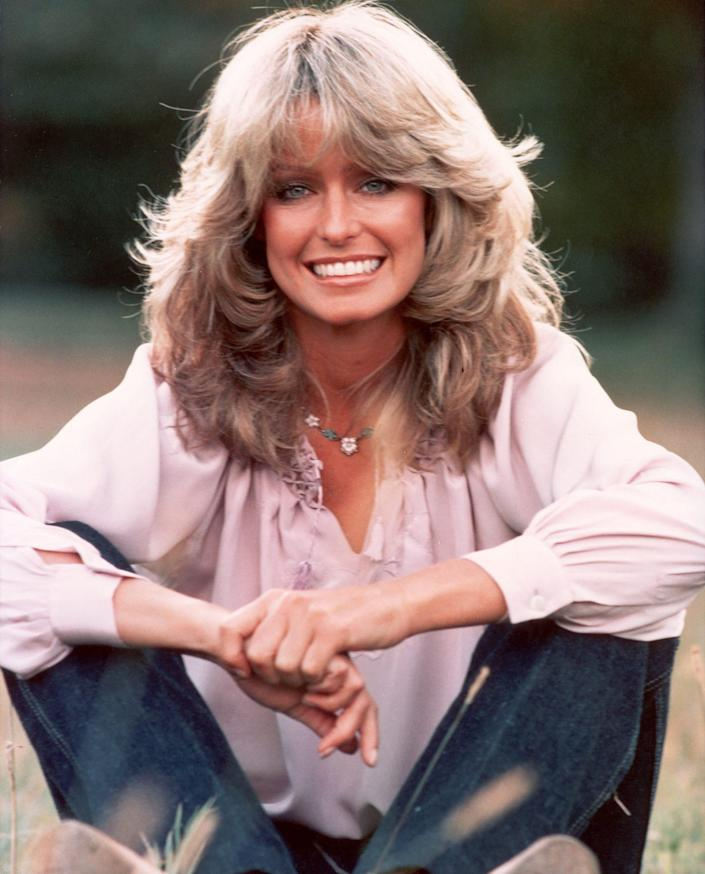 """<p>Three weeks after her <a href=""""https://people.com/celebrity/farrah-fawcett-dies-of-cancer-at-62/"""" rel=""""nofollow noopener"""" target=""""_blank"""" data-ylk=""""slk:death in 2009"""" class=""""link rapid-noclick-resp"""">death in 2009</a>, onetime <em>Charlie's Angels</em> star Fawcett was nominted for an Emmy for her work as a producer on <em>Farrah's Story, </em>the documentary chronicling her experience with cancer. It was her fourth Emmy nomination. The award ultimately went to <em>102 Minutes That Changed America. </em></p>"""